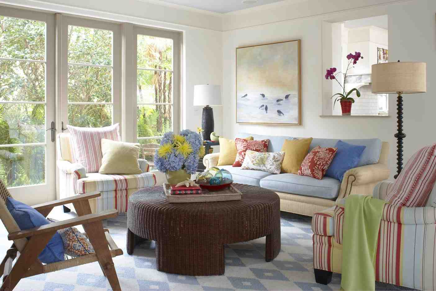 My favorite living rooms of 2010 stacystyle 39 s blog Better homes and gardens living room ideas